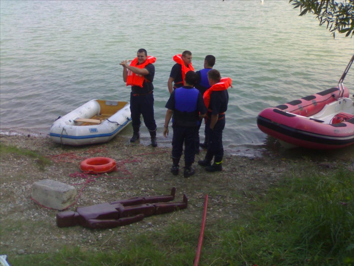 Vježba rad na vodi