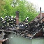 Požar kuće